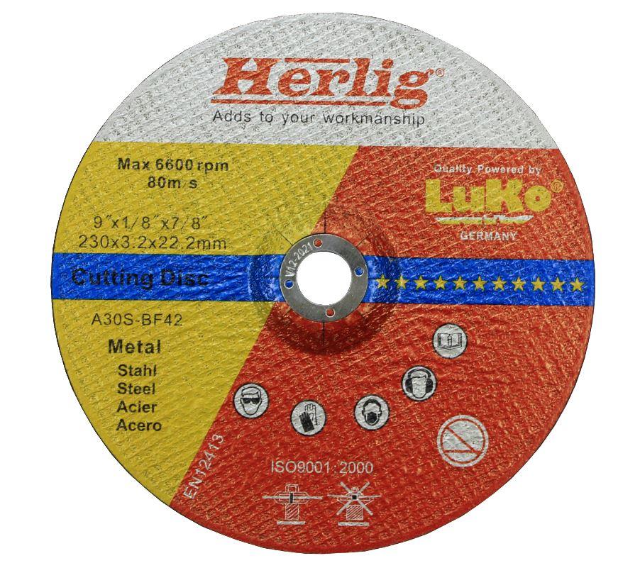 Cutting & Grinding Discs 9