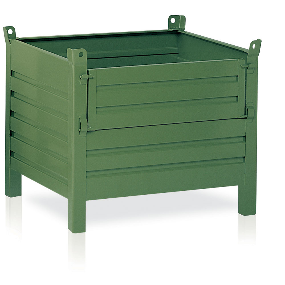 Sheet metal container - 0319