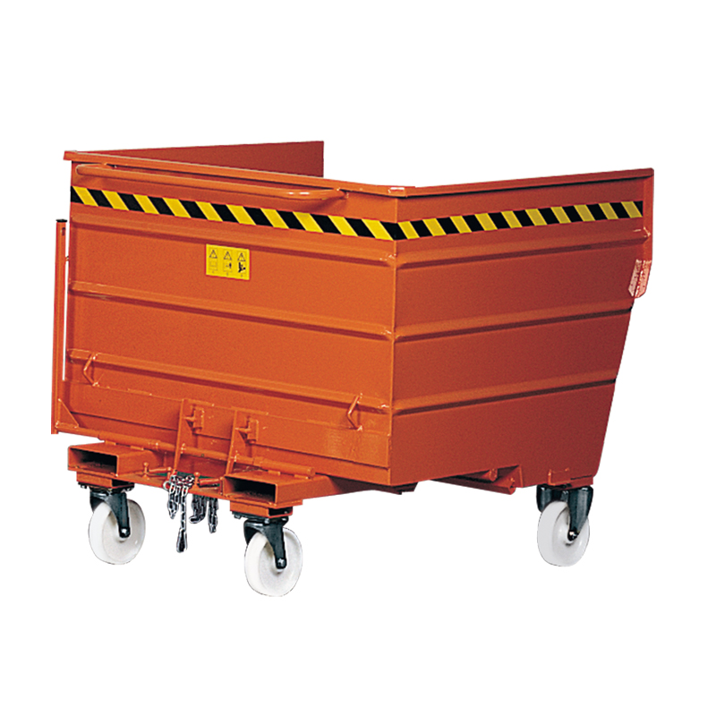 Chip Bucket Trolley - 0167