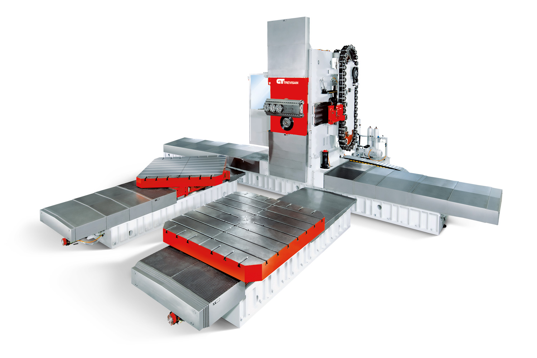 CNC Turning Machining Centers