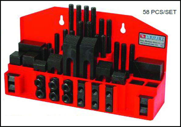 Clamping Kits - Steel
