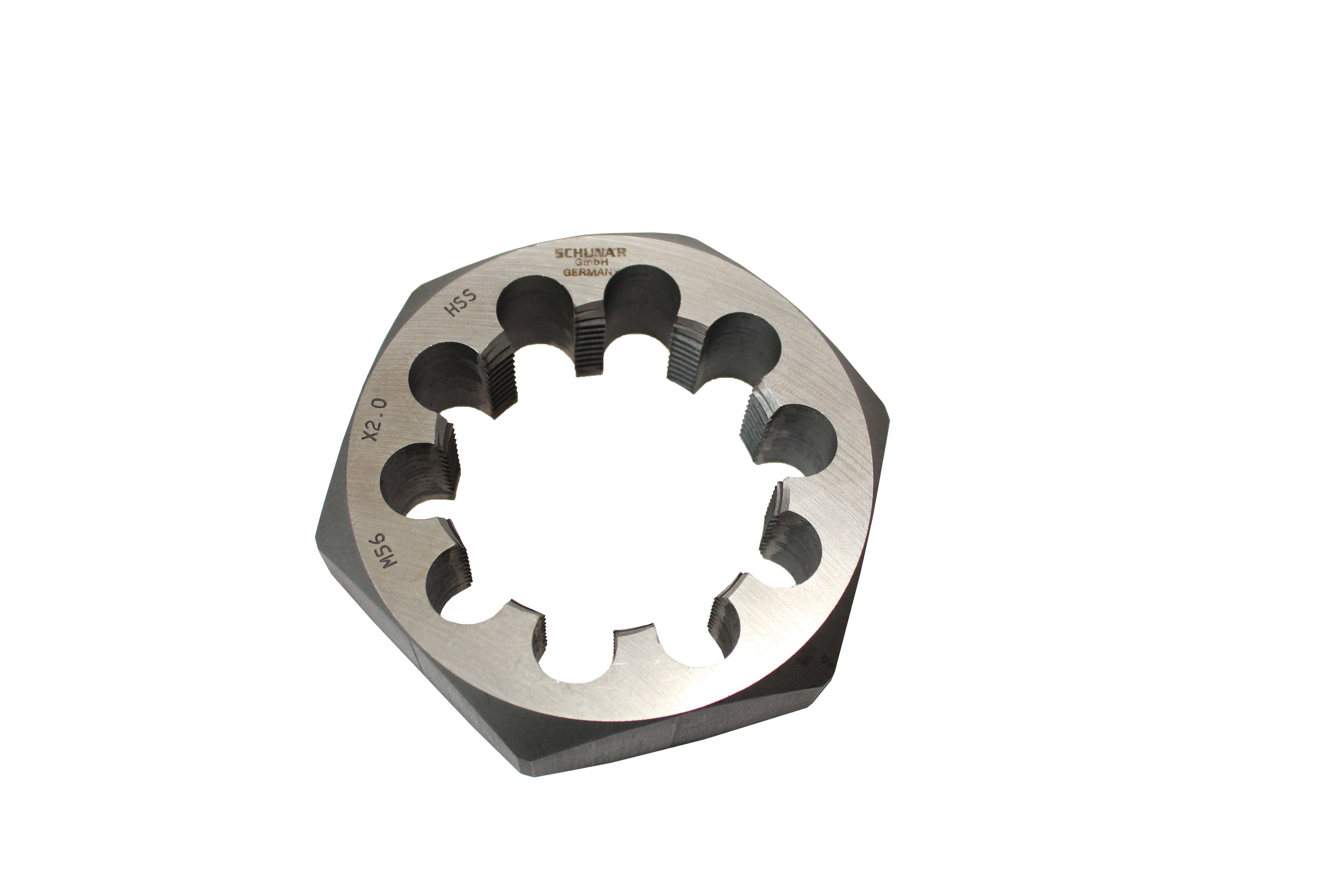 HSS Threading Die Nuts - Inches