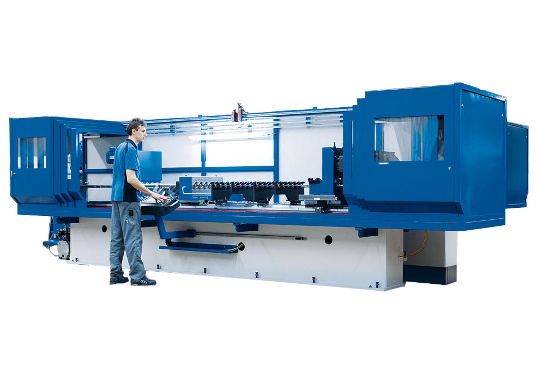 Gundrilling Machine (ELB Method)
