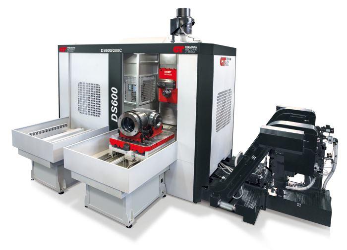 TREVISAN Turning Machining Center - DS600/200C