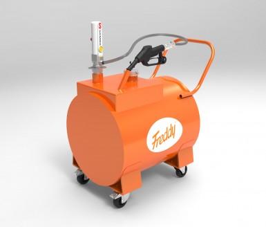 Freddy Oil & Coolant Bowser - Air