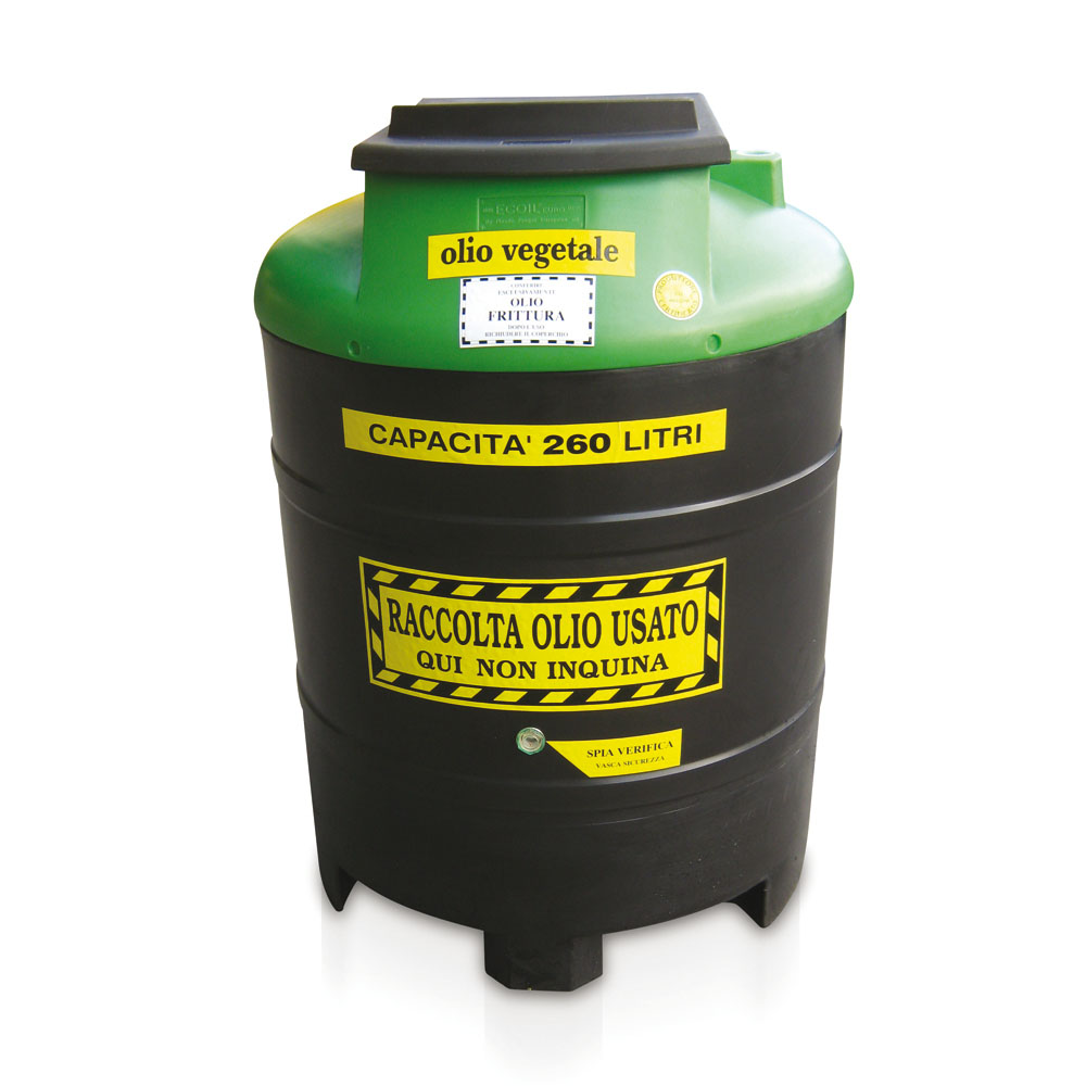 Polyethylene Container - 0825NV