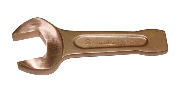 NON-SPAARKING SLUGGING WRENCH - OPEN