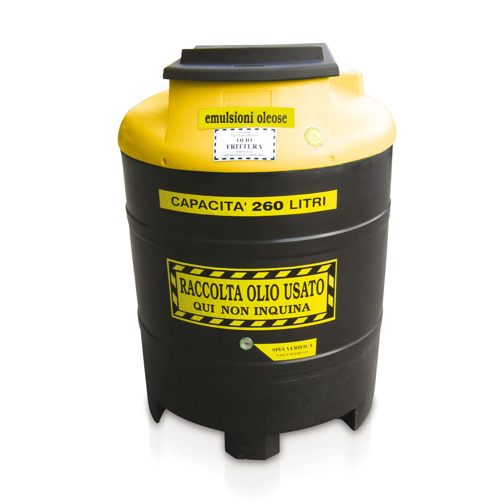 Polyethylene Container - 0825NG
