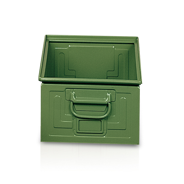 Metal Container w/ handles - 0505