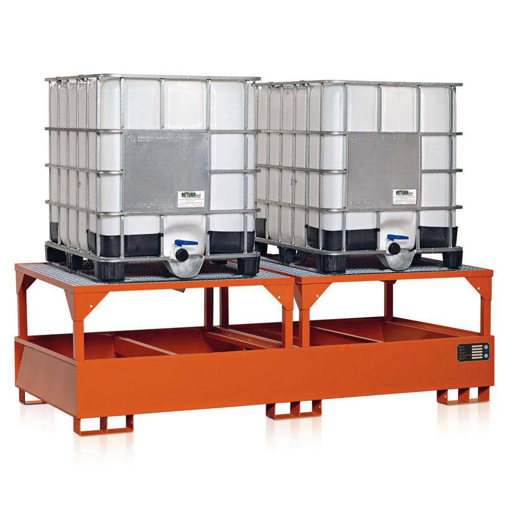 Water Seal Tank - 0705