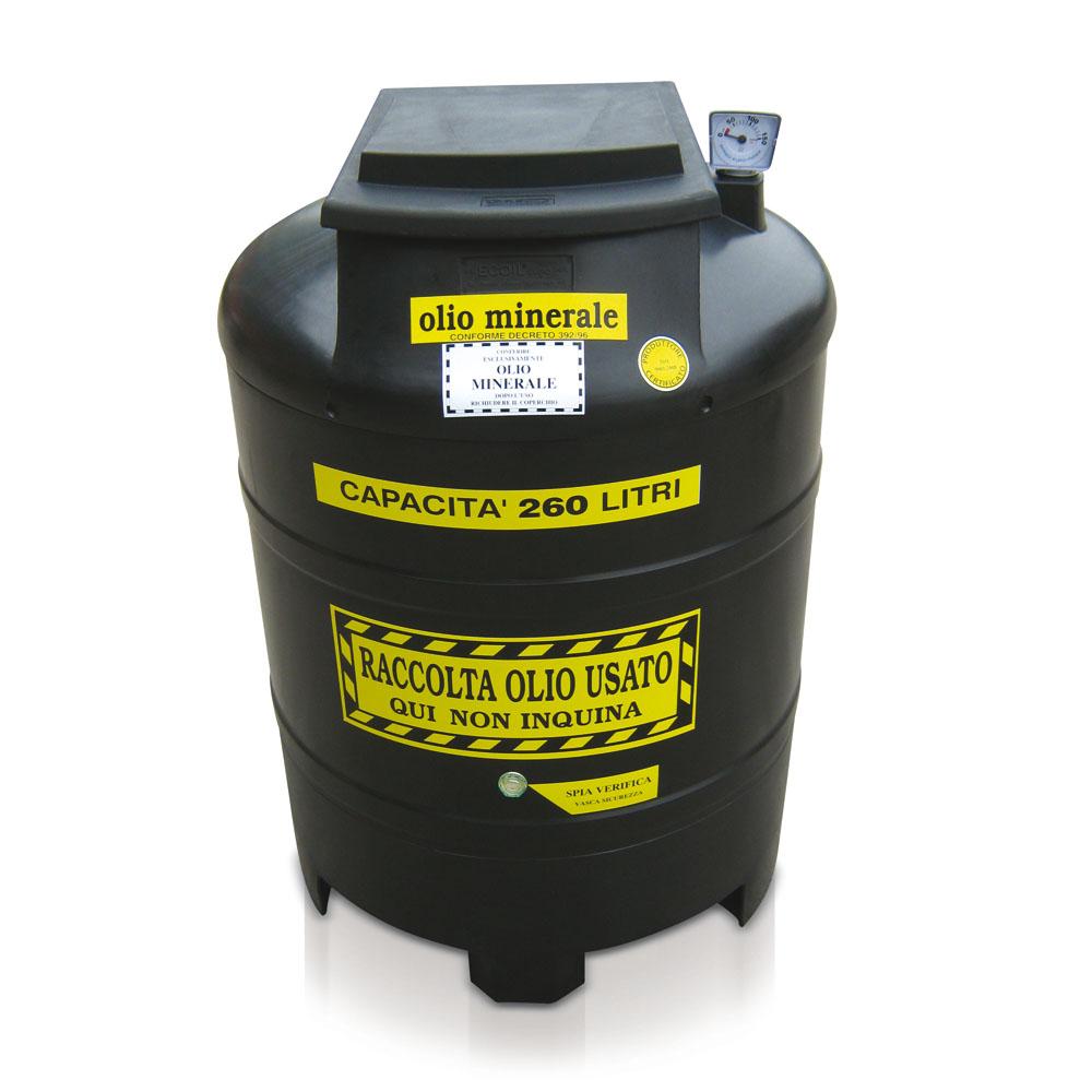 Polyethylene Container - 0825NN