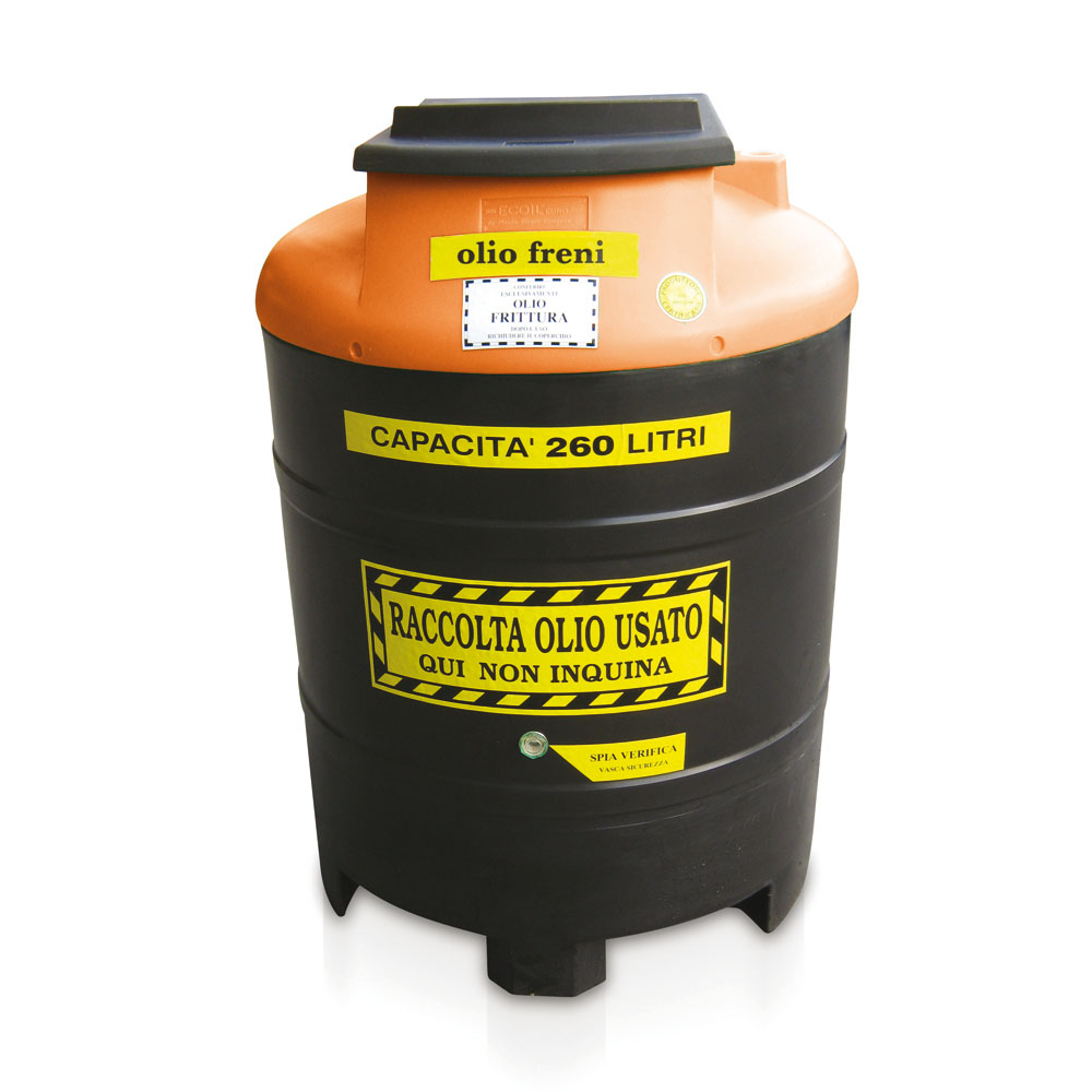 Polyethylene Container - 0825NA