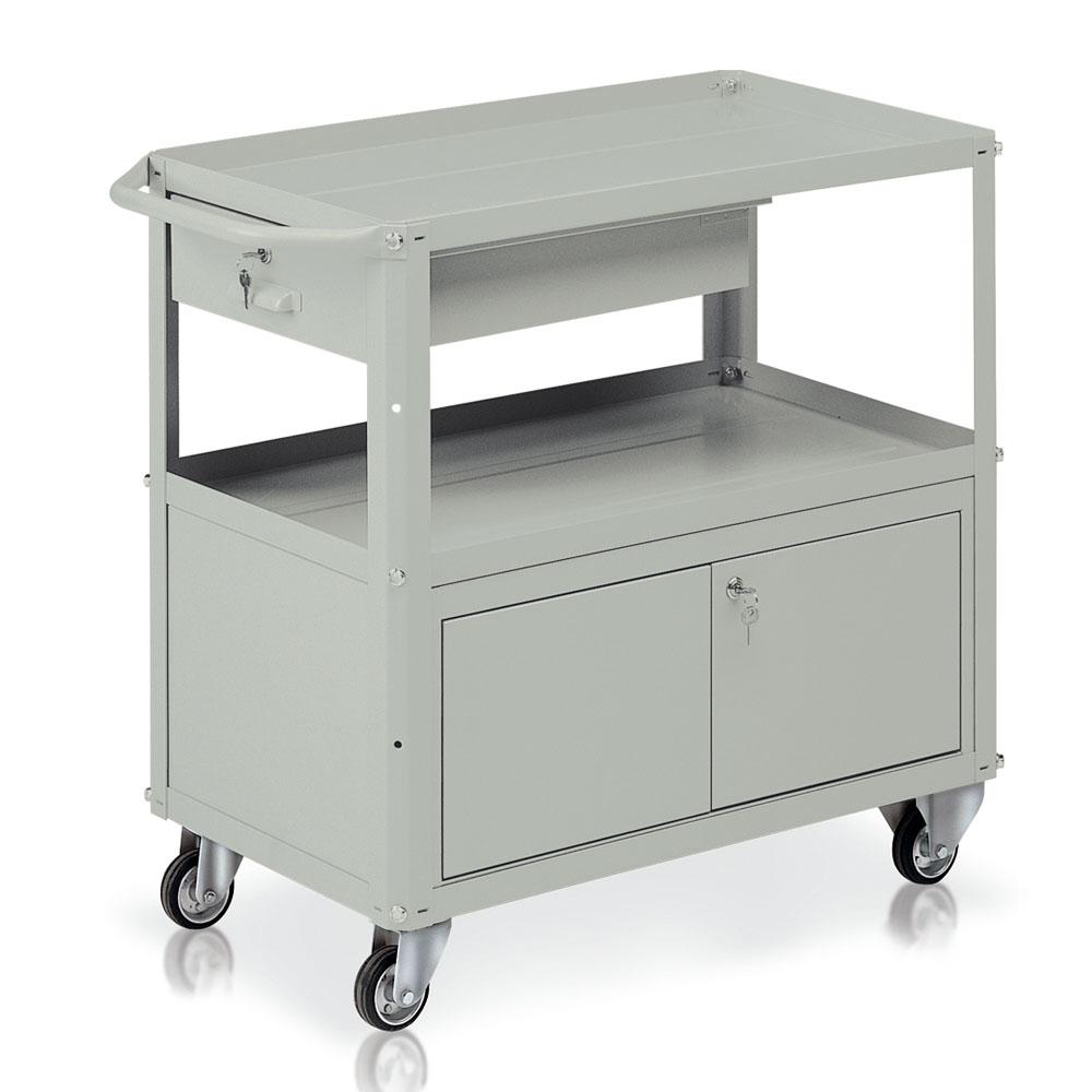 Sheet Metal Trolley - C550