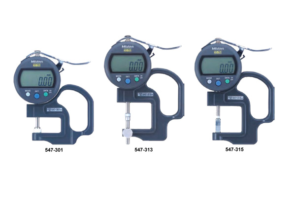Digimatic Thickness Gages