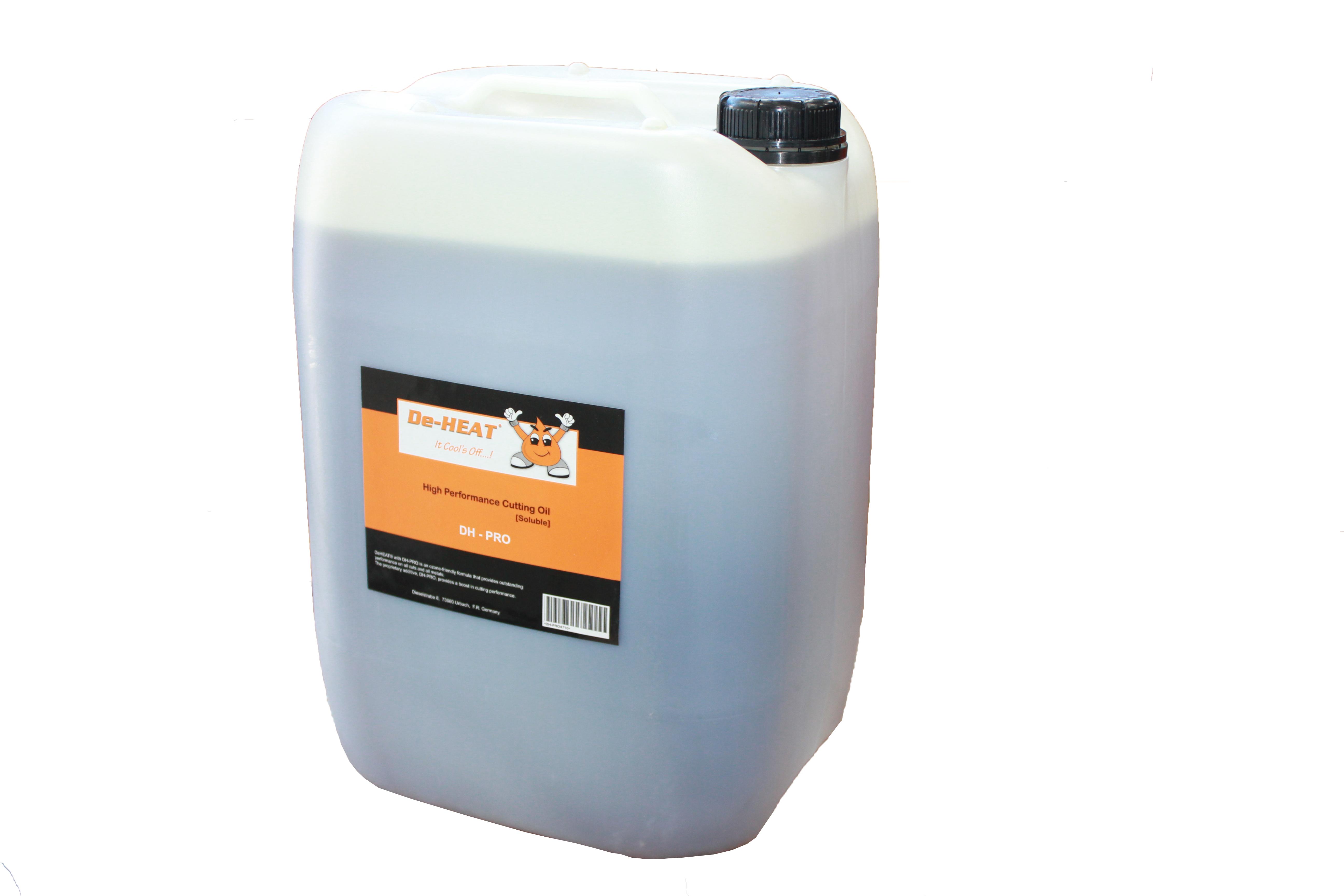 DeHEAT Metal Cutting Oil - Can20
