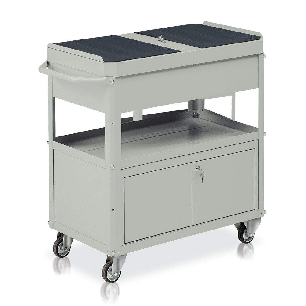 Sheet Metal Trolley - C556