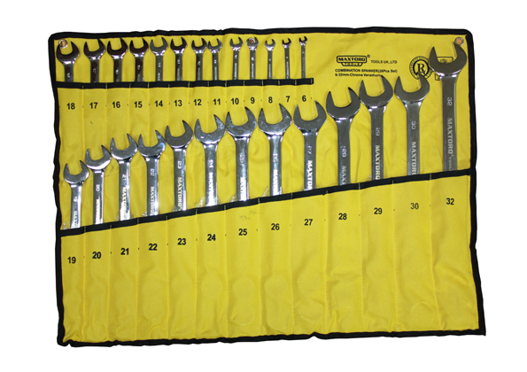 Combination Spanner Sets - Metric