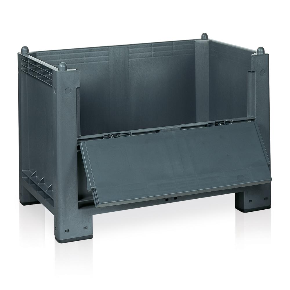 H/Duty plastic container - P415