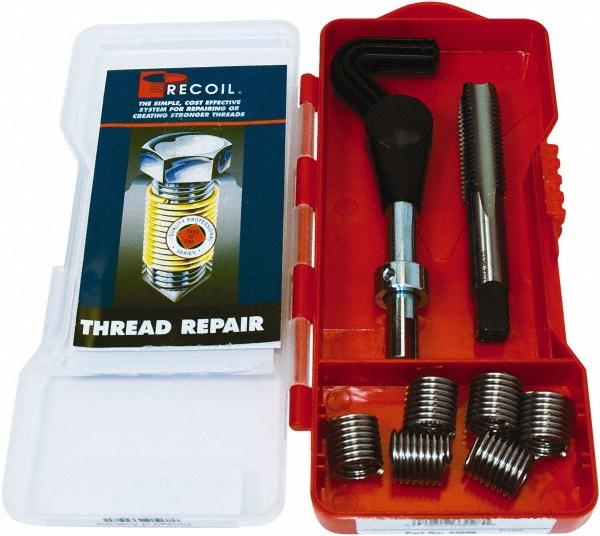 RECOIL Thread Repair Kits: Metric