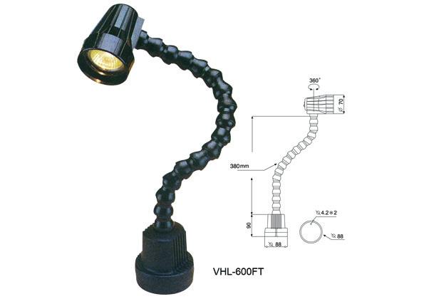 Dustproof Halogen Lamp Beam