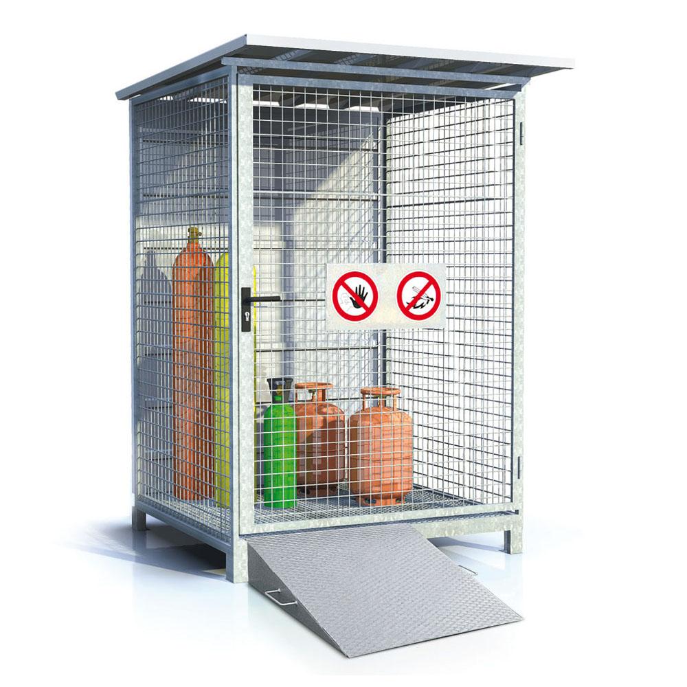 Cylinder storage deposit - 0765