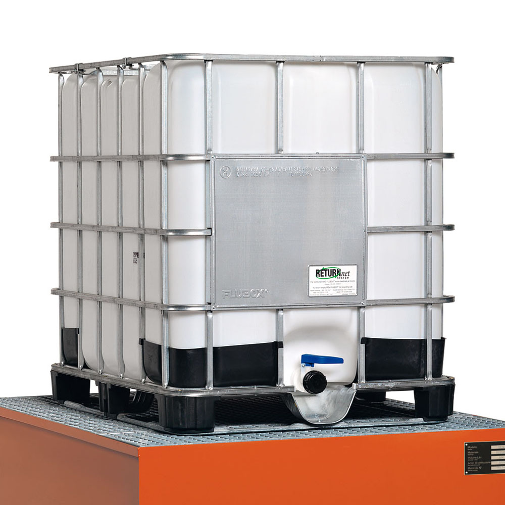 Water Seal Tank - 0710