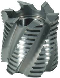 HSS Roughing Shell End Mill