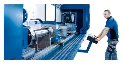 CNC Deep Hole Drilling Machines