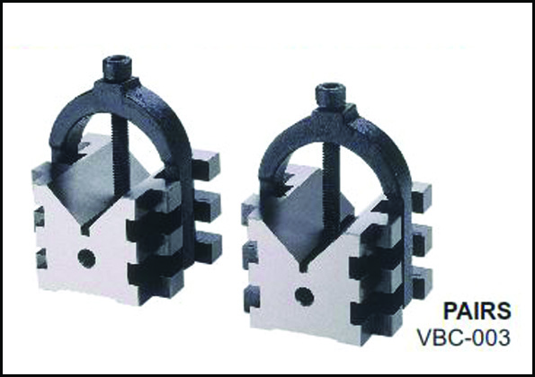 V-Block with Clamps
